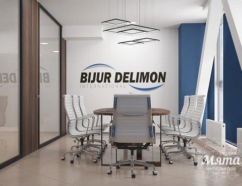 Дизайн интерьера офиса Bijur Delimon