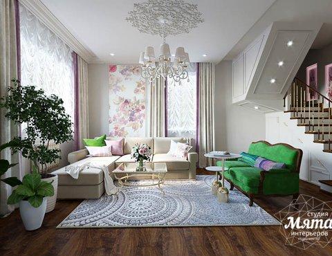 Дизайн интерьера и ремонт коттеджа в Москве Екатеринбург